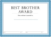 Brother certificates